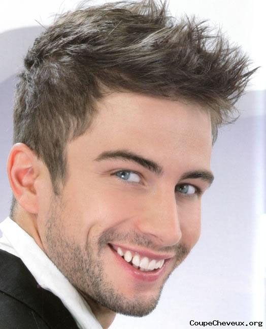 17 Best ideas about Coupe Cheveux Homme Court on Pinterest