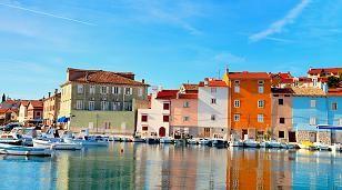 Dalmatien, Istrien die Insel Krk