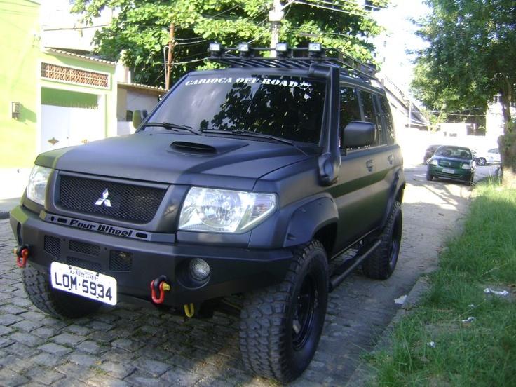 Mitsubishi Pajero TR4 - Custom Off Road