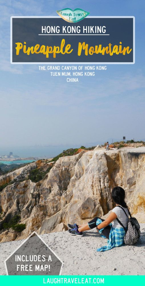 A famous Hong Kong Instagram hiking destination, Pineapple mountain is also called the Grand Canyon of Hong Kong. Here's how to get there: