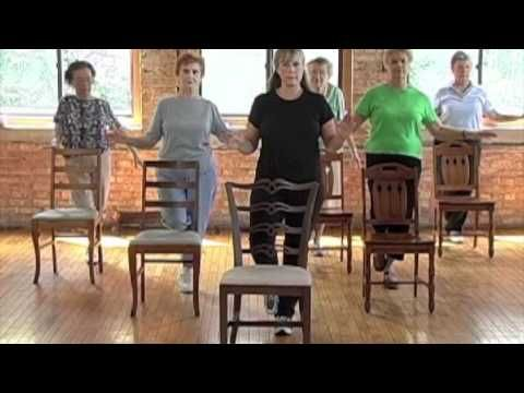 Balance Exercises, Chair Exercise