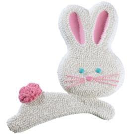 Bounding Bunny Cake.: Cake My Mom, Easter Cakes, Bunny Cakes, Recipe, Tutu, Easter Cake My, Easter Ideas