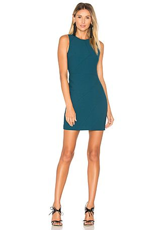 Cinq a Sept Solstice Dress in Green Topaz | REVOLVE
