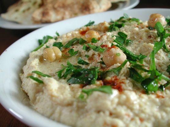 Authentic Hummus