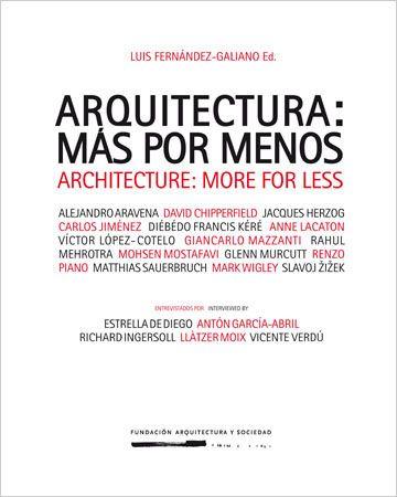 Más por menos - Arquitectura Viva · Revistas de Arquitectura