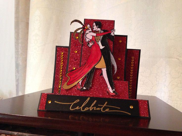 Gatsby card