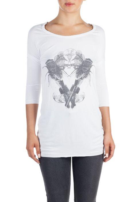 Bluză cu mâneci 3/4 Malin pentru femei Preț 139 lei exclusiv pe http://superjeans.ro/branduri/superjeans-of-sweden/bluza-cu-maneci-3-4-malin-pentru-femei.html