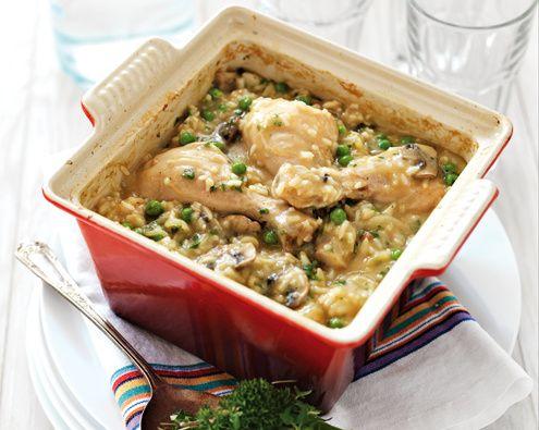 Chicken Casserole