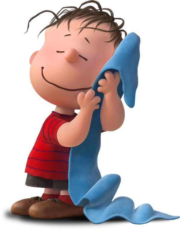 The benevolent, blanket-clutching philosopher always has a kind word for everybody…even his bossy older sister, Lucy. He's often the voice of reason in the neighborhood. If Charlie Brown is the heart of the Peanuts universe, then Linus is its soul.