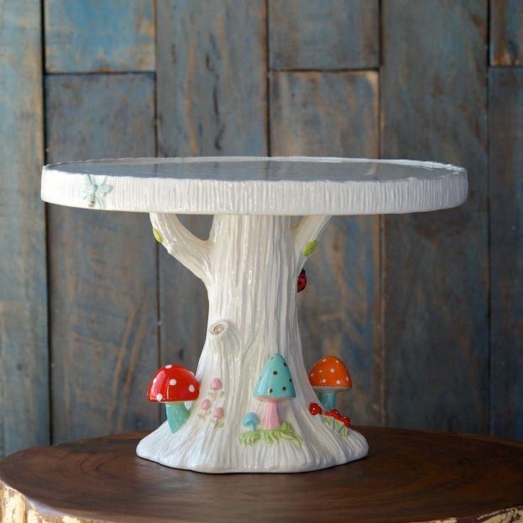 Mushroom Cake Decorations