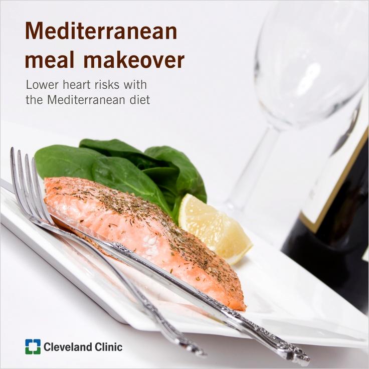 Mediterranean Style Diet Menu: Doctor's Orders: Go Ahead And Indulge, Mediterranean Style