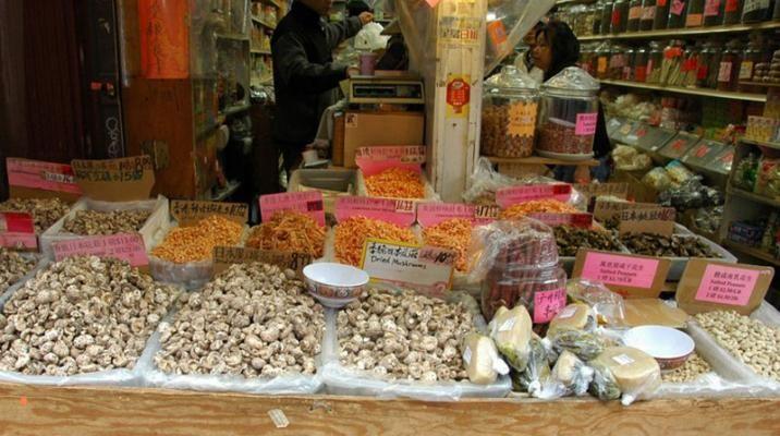 Chinatown i Bangkok besøges på rundrejsen Det ukendte Thailand, Laos og Cambodja