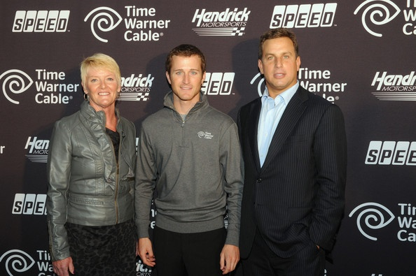 Kasey Kahne Photo - Unveil Of Kasey Kahne's No. 5 Time Warner Cable Chevrolet