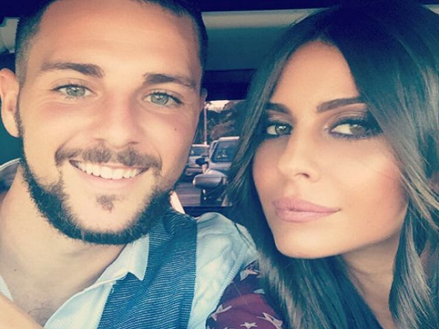 Ludovica Caramis dell'Eredità, vita privata: felice con il marito Destro