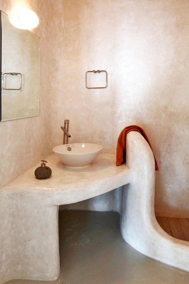 Elia White Residence Bathroom