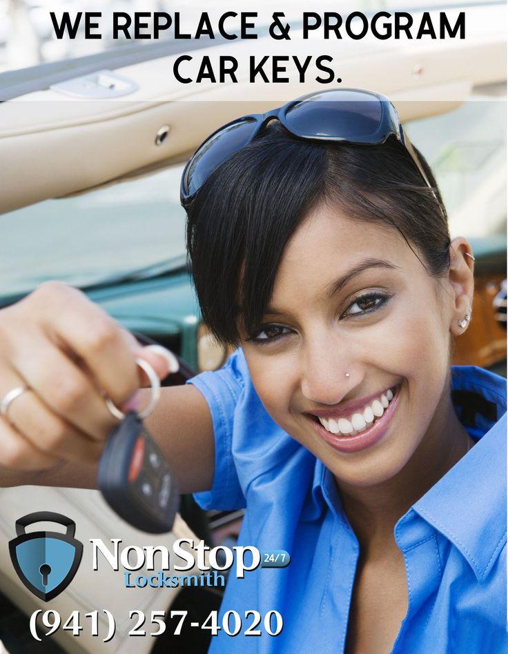 Non Stop Locksmith Sarasota FL provides 24 Hour