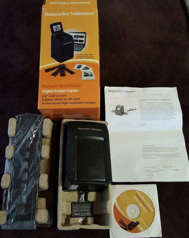 DIGITAL SLIDE PHOTO COPIER SCANNER HAMMACHER SCHLEMMER - http://electronics.goshoppins.com/printers-scanner-supplies/digital-slide-photo-copier-scanner-hammacher-schlemmer/