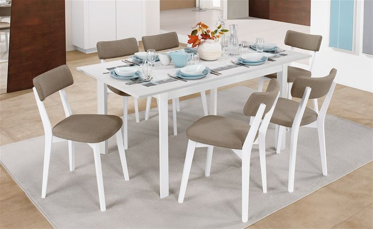 Tavolo e sedia Fly - Mondo Convenienza