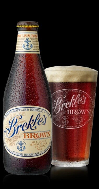 Anchor Brewing Brekle's Brown Ale // 5/10