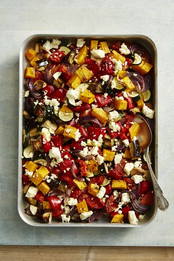 Quick and delicious ratatouille recipe from One-Pot Wonders cookbook by I Quit Sugar