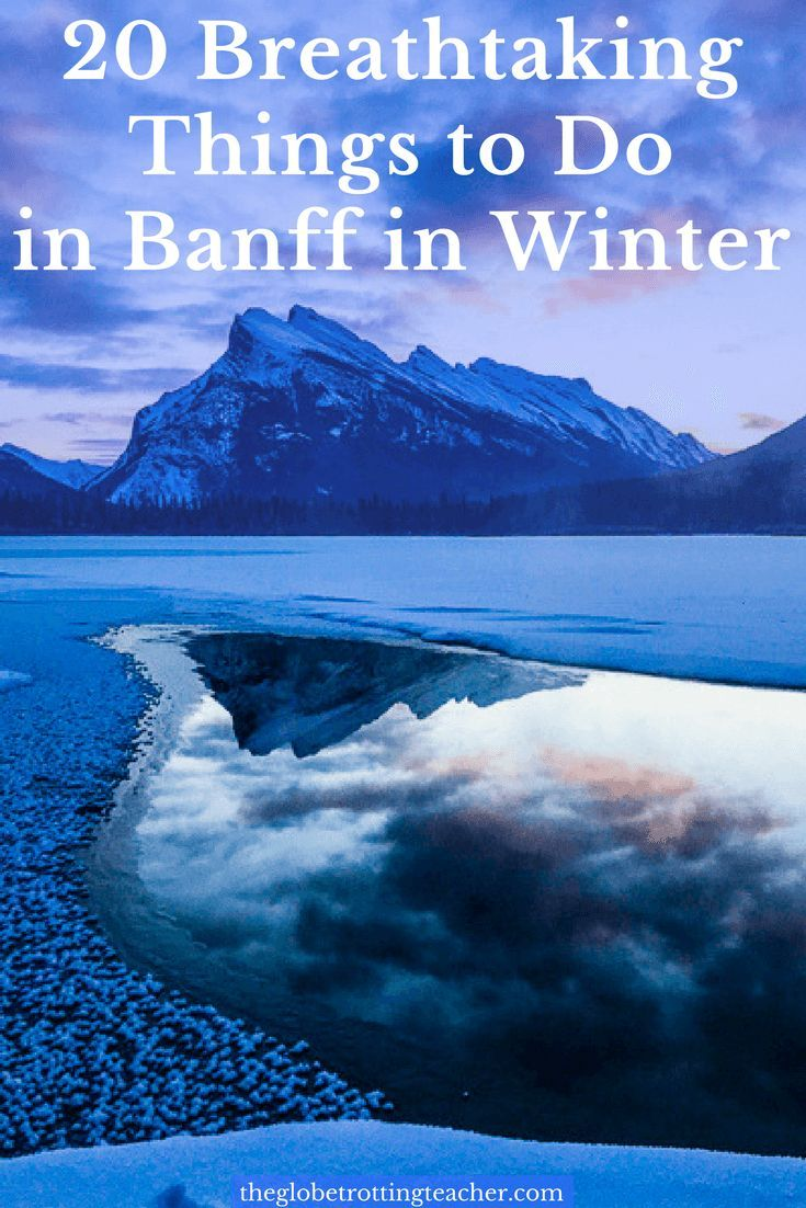 20 absolutely breathtaking things to do in banff in winter canada rh pinterest com what to do in banff on a rainy day what to do in banff for a day