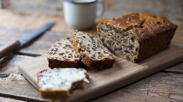 Barmbrack is a traditional Irish fruit cake, which I used to get in my school lunchbox around Halloween every year. Traditionally, a ring is baked into the cake, and there would be great excitement every year as to who would get the slice with the ring in it. I always like to think it was Barmbrack that inspired the writers of Father Ted to come up with the episode where Mrs. Doyle bakes a jumper into a cake! This recipe makes a really beautiful, moist loaf, packed with flavour from the…