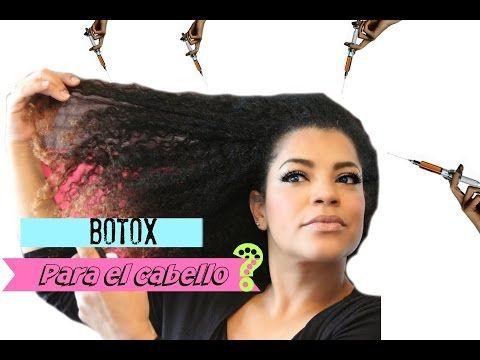 ¿En Qué Consiste El Botox Capilar? | Botox CapilarComo Se Aplica - YouTube