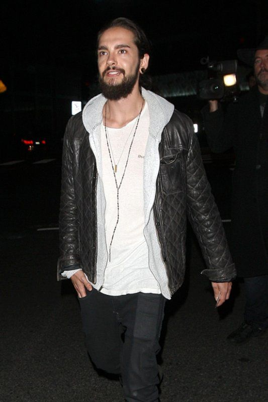 07.05.2015 Hollywood - Tom Kaulitz sortant du Blind Dragon WeHo