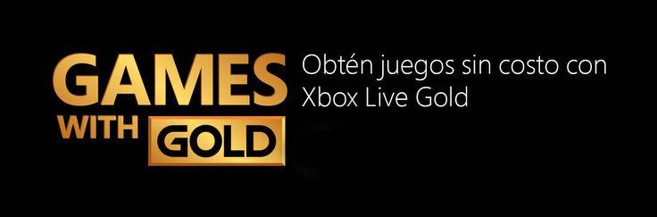 Miembros de Xbox Live Gold que disponen de un xbox 360 podrán descargar juegos para Xbox One a través de Games with Gold y almacenarlos hasta tener la consola de nueva generación.