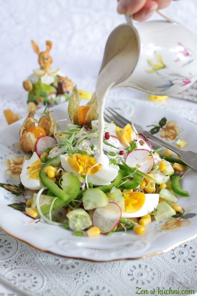Salatka Zajaczka Zen W Kuchni Recipe Recipes Food Salad