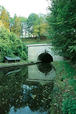 Tunnel du Tronquoy - près de Saint-Quentin