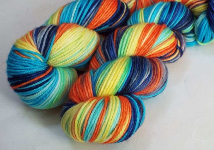 OPEN Dyed to Order Skeins by DashingDachs on Etsy