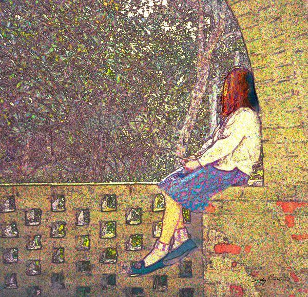 'Day Dreamer' by Sandy Richter