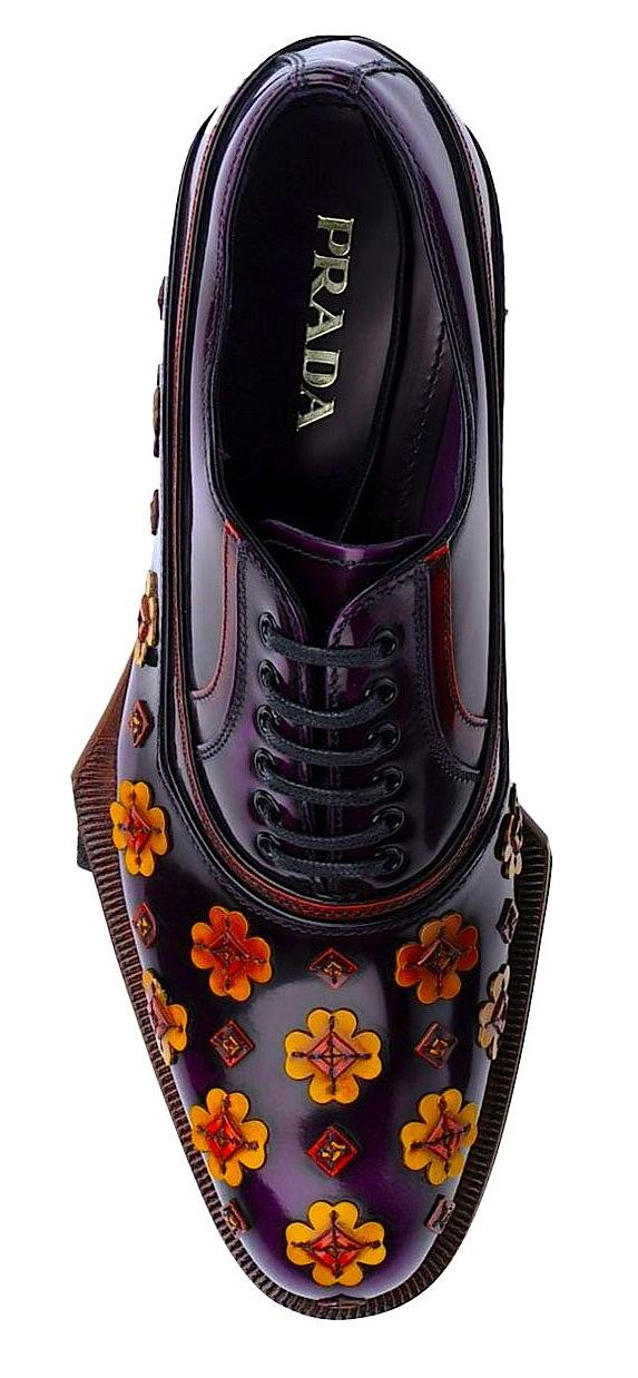 Prada Shoes | Inspiration | Portugal Design Lab