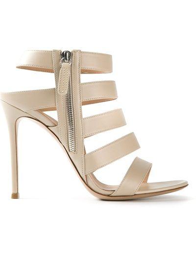 Gianvito Rossi - strappy ankle sandals 5