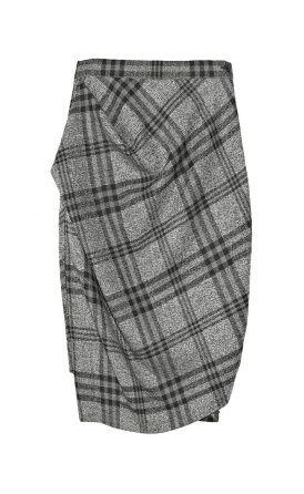 Vivianne Westwood Carreaux et plis