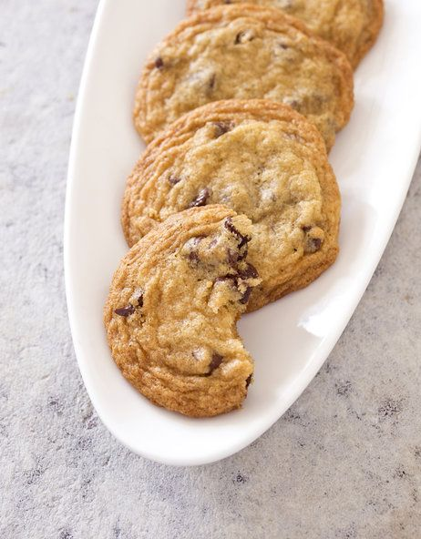 America's Test Kitchen GF Chocolate Chip Cookies  (recipe calls for 1 egg, could sub)