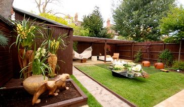 Small Backyard Landscaping Pictures Design Ideas, Pictures, Remodel, and Decor - page 27