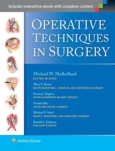 Operative Techniques in Surgery by Michael W. Mulholland https://www.amazon.in/dp/B00PIUDRTI/ref=cm_sw_r_pi_dp_x_7pNzyb3Y6SZH0
