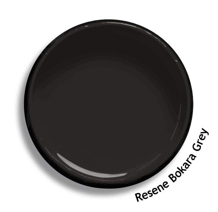 Resene Bokara Grey is a charcoal black, warmed with yellow and red. From the Resene BS5252 colours collection. Try a Resene testpot or view a physical sample at your Resene ColorShop or Reseller before making your final colour choice. www.resene.co.nz