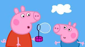 Image result for peppa pig george