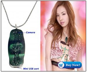 Latest Spy Camera in Goa launch hidden spy camera in pendant buy online latest hidden spy camera in pendant. This spy camera is specially design to record the secret operation. Continuously Video recording and high quality picture quality. This Spy Camera is best for night recording.