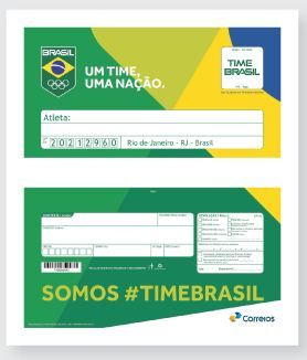 Aerograma Time Brasil entrega emoção aos atletas dos Jogos Rio 2016 confira mais em http://www.publicidadecampinas.com/aerograma-time-brasil-entrega-emocao-aos-atletas-dos-jogos-rio-2016/.       Os Jogos Olímpicos e Paralímpicos Rio 2016 estão chegando e os Correios, patrocinadores e operadores logísticos oficiais deste que é o maior evento esportivo do mundo, têm uma opção para envio de mensagens que aproximará torcedores de todo o País dos