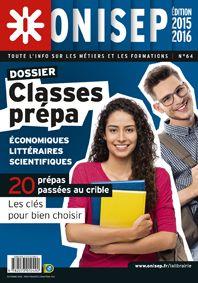 Classes prépa (Collection Dossiers, octobre 2015)