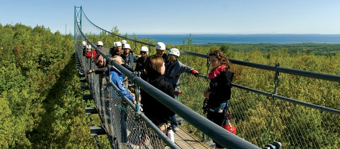 Official Site of South Georgian Bay Tourism - Collingwood, Blue Mountain & Wasaga Beach -Hiking Trails