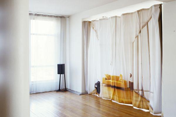 Bauke Knottnerus amazing curtain