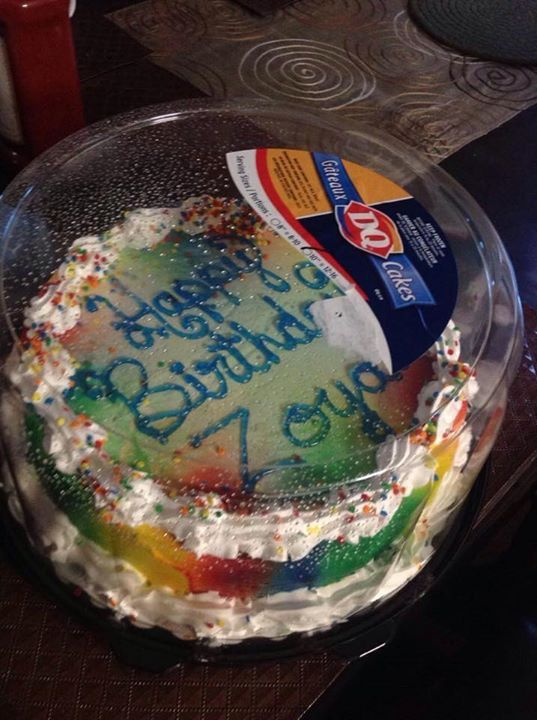 How Long Are Dq Ice Cream Cakes Good For