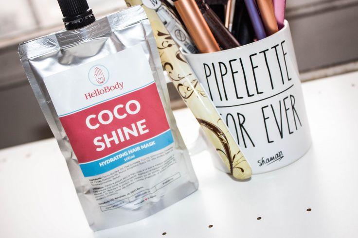 coco shine hair mask hellobody
