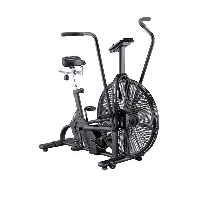 Assault Air Bike es una bicicleta para entrenamientos extremos de crosstraining y crossfit. Realiza los entrenamientos más completos con Assault Air Bike