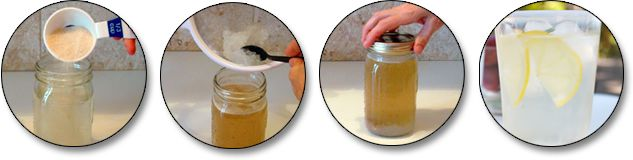 How To Make Water Kefir & it's Benefits